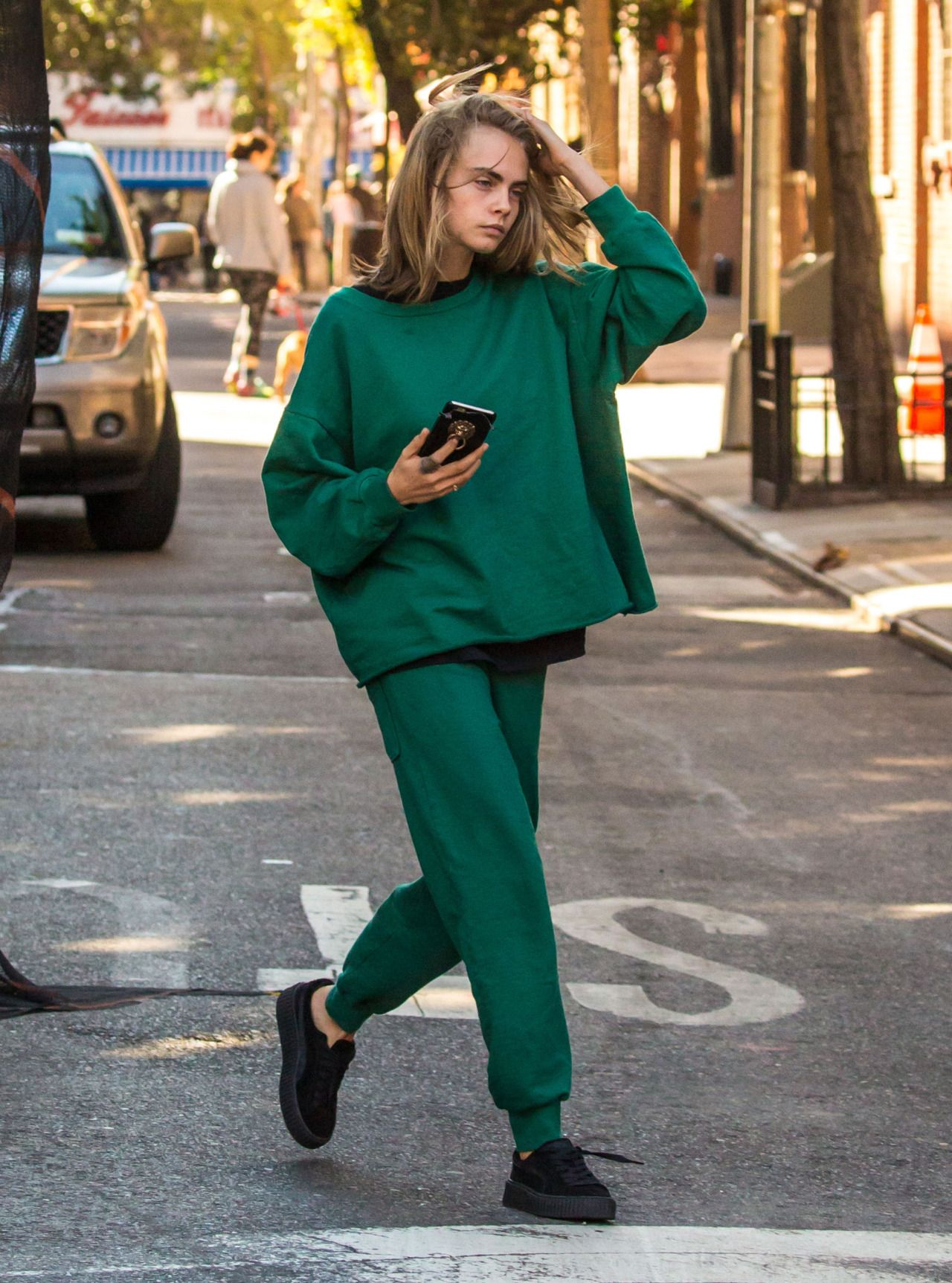Cara Delevingne Proves the Going-Out Top Is Back photo