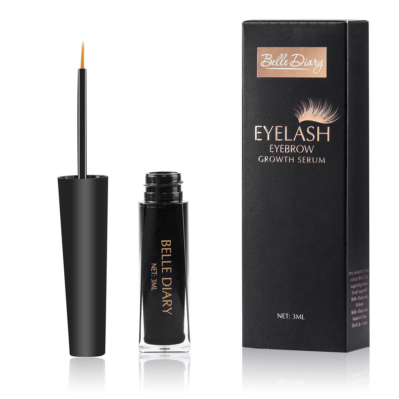 Belle Diary Eyelash Eyebrow Growth Serum Best Enhancer for ...