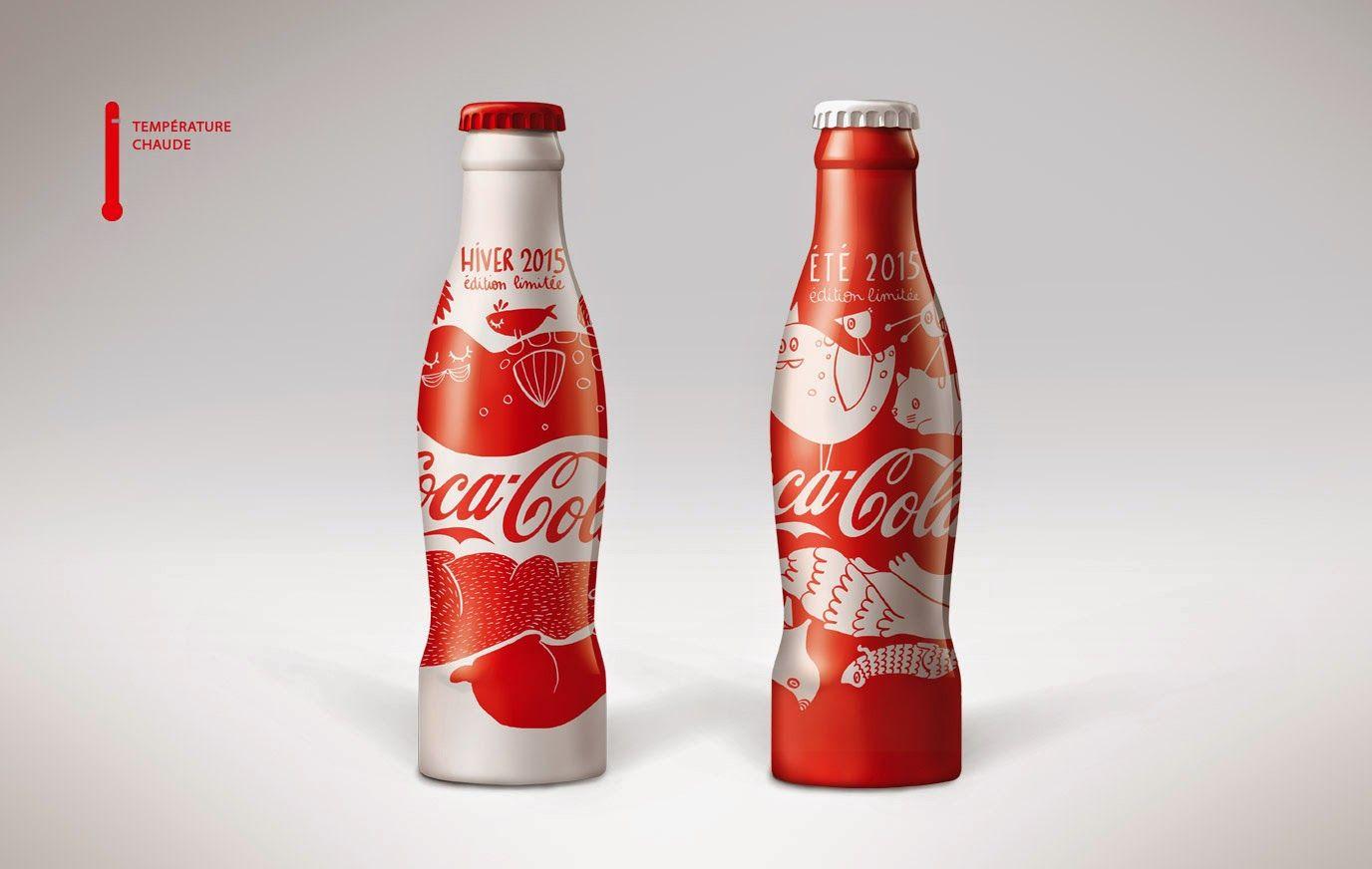 aluminum bottle collector club coca cola summer winter aluminum bottle 2015 france coca. Black Bedroom Furniture Sets. Home Design Ideas
