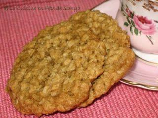 La cuisine en fête de Sakya: Biscuits Fermiers à l'Avoine