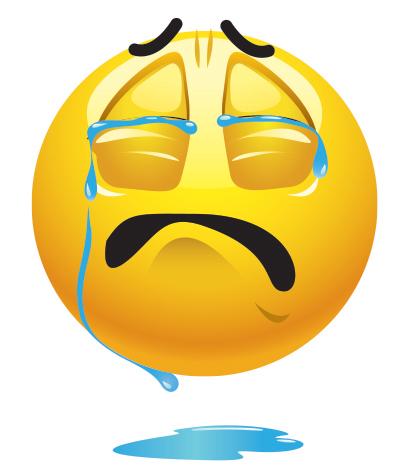 In Tears Funny Emoticons Crying Emoji Emoticons Emojis