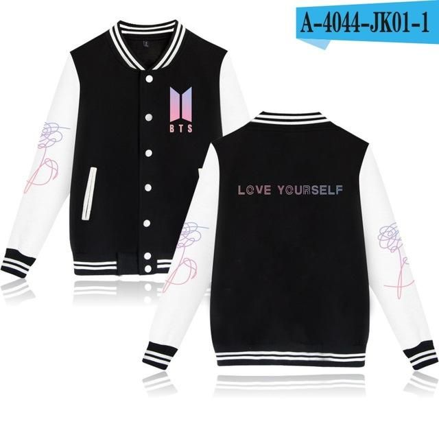 BTS Love Yourself Jacket