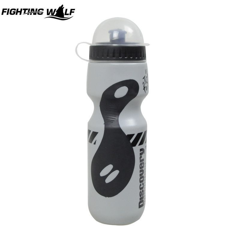 Outdoor Bicycle Water Bottle 650ML Cycling Water Plastic Kettle Mountain Bike Racing Water Bottle Tour de France Accessory
