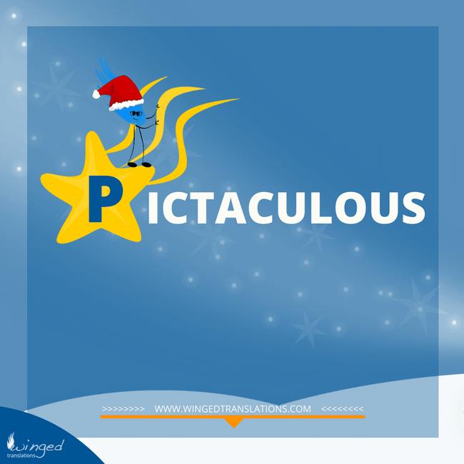 Finestrella 19: Pictaculous | Calendario dell'Avvento 2016
