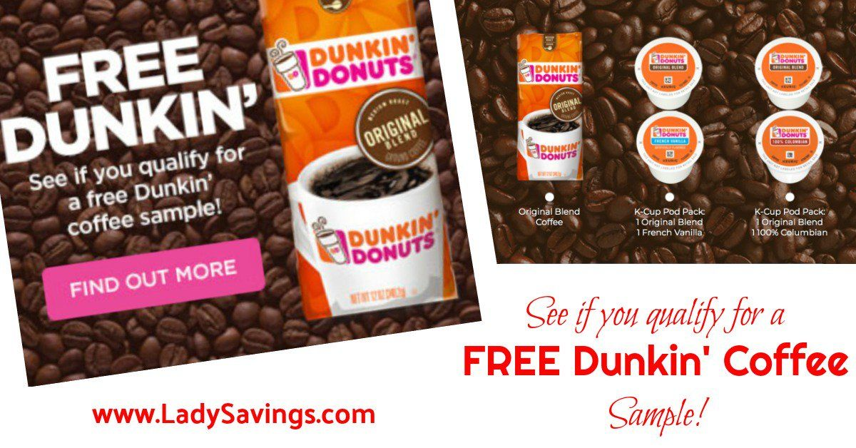 Dunkin Donuts Coupons Deal At Amazon Dunkin Donuts Dunkin