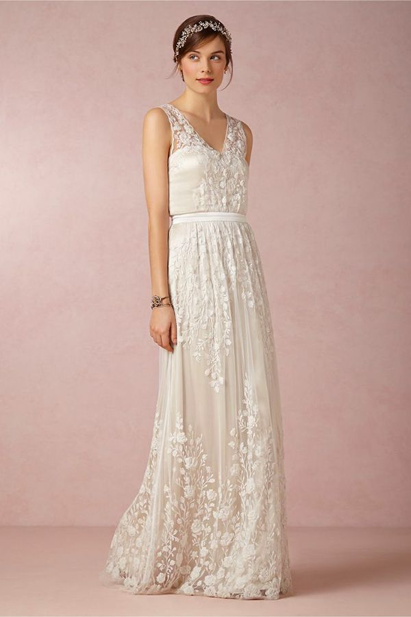 Lo stile boho chic si conferma uno dei più amati trend bridal per il 2020. Abito Da Sposa Shabby Chic Wedding Dresses Brides Wedding Dress Boho Wedding Inspiration