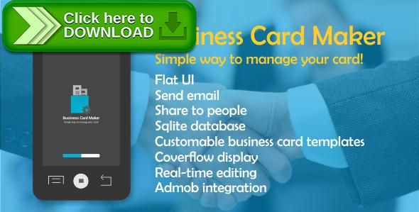 Themeforestfree nulled download business card maker with admob from themeforestfree nulled download business card maker with admob from http reheart Choice Image