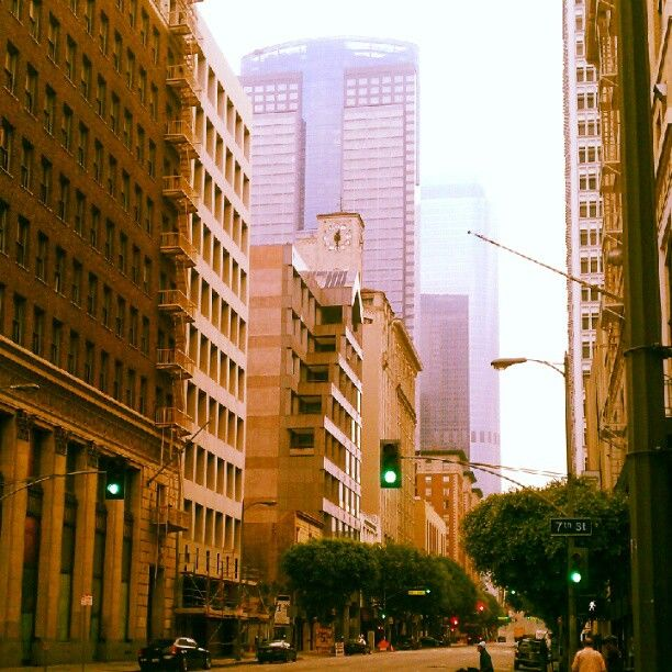 Downtown Los Angeles, Los Angeles