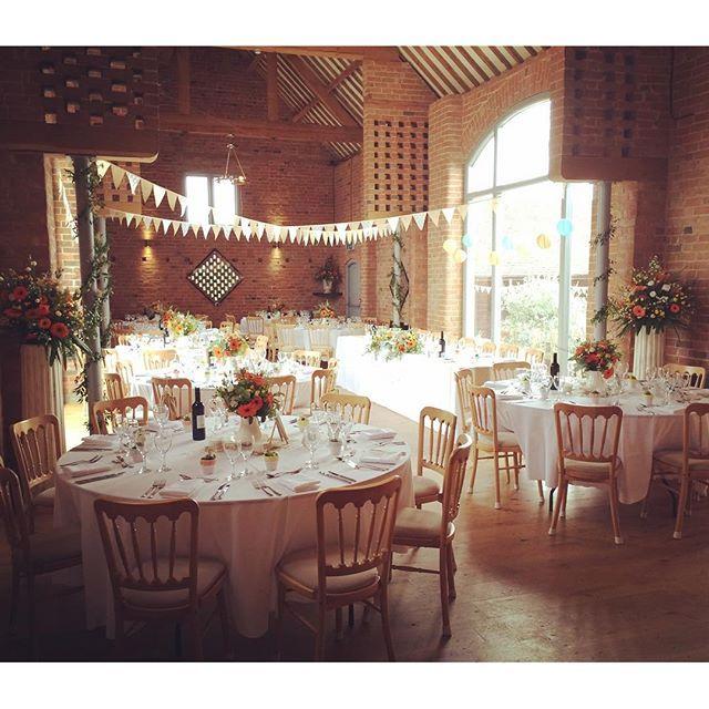 Warwickshire Wedding Venue Swallows Nest Barn
