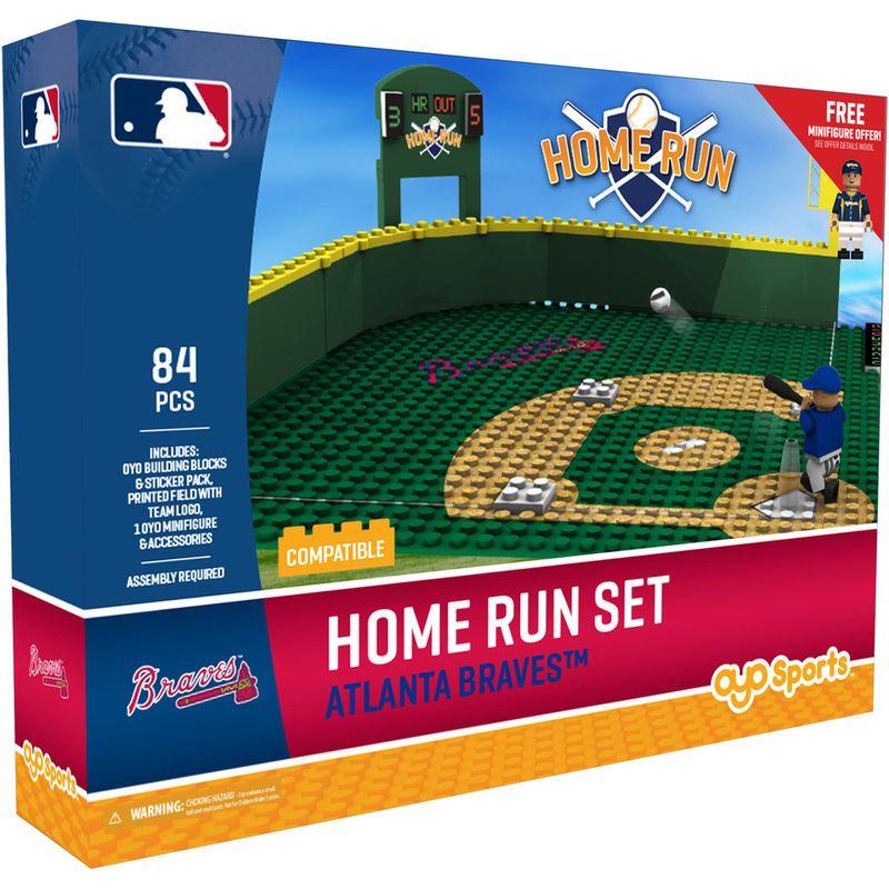 Atlanta Braves OYO Sports Home Run Derby Set