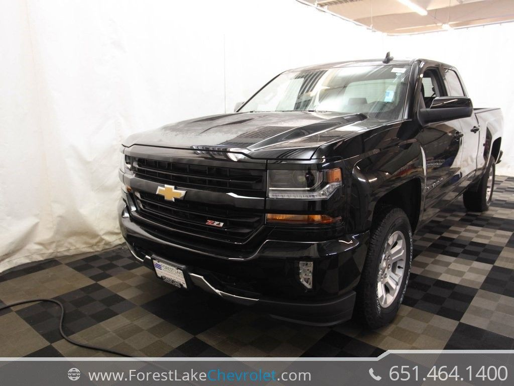 2017 Chevy Silverado 1500 For Sale In Forest Lake Mn