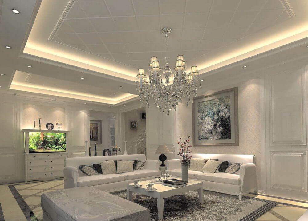 اسقف جبس بورد واشكالها المختلفة Ceiling Design Living Room Ceiling Design Bedroom Bedroom False Ceiling Design