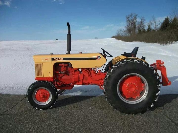 Case 430 Series Tractor Service Repair Manual