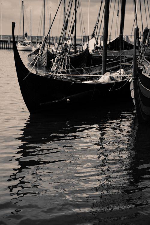 Ancient Viking Ships