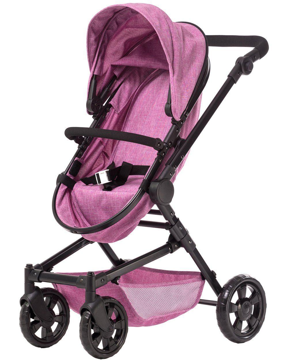 Triokid 2 in 1 Deluxe Baby Doll Stroller Sportline X1