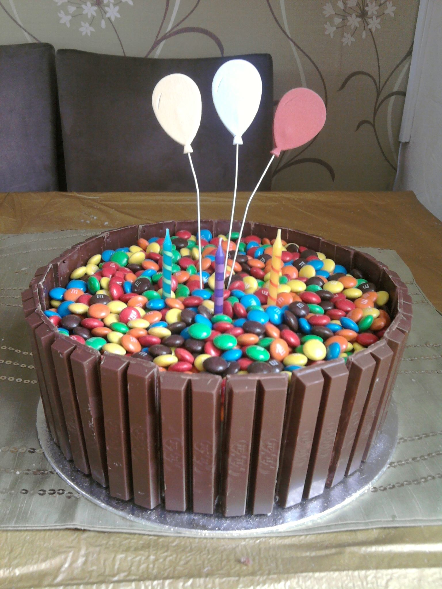 My 11 Year Old Son S Birthday Cake