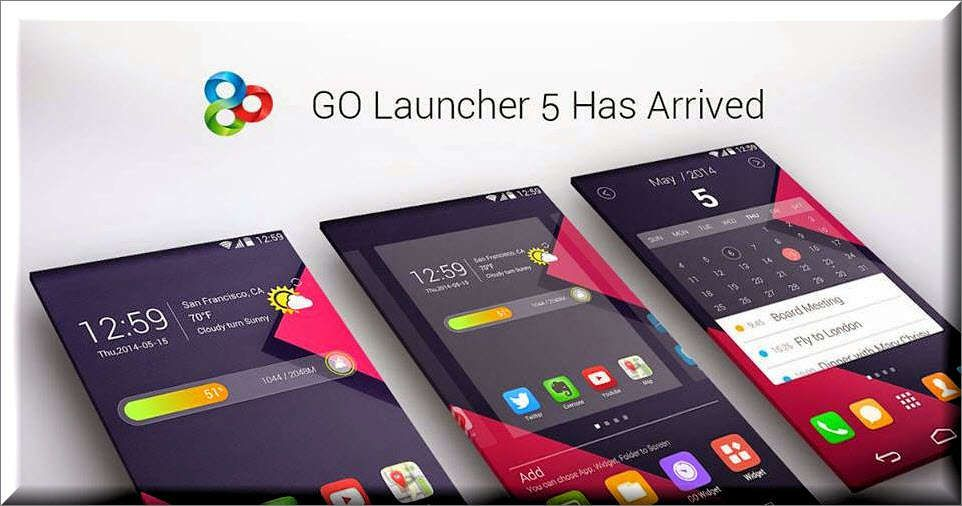 GO Launcher 2 29 (587) APK Latest Version Download - 2017 | Bypass
