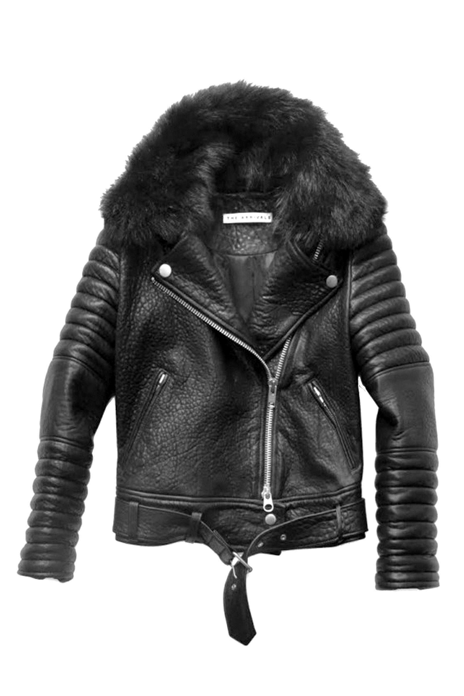 The Arrivals Rainier Jacket, $685; thearrivals.com