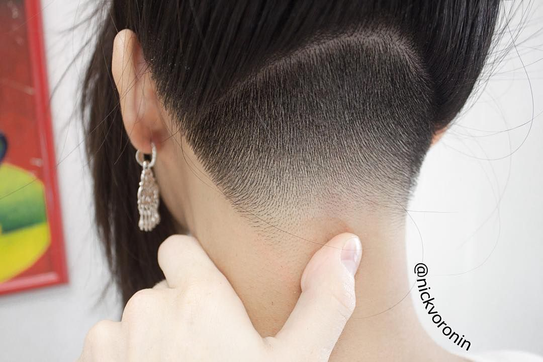Pin on hair..pixie