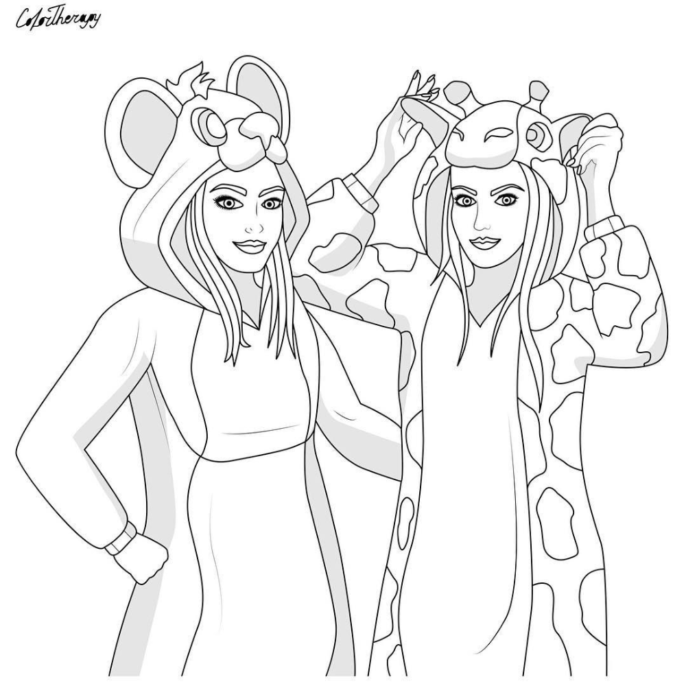 Dessin A Imprimer De Bff Recherche Google Bff Drawings Cute Coloring Pages Halloween Coloring Pages