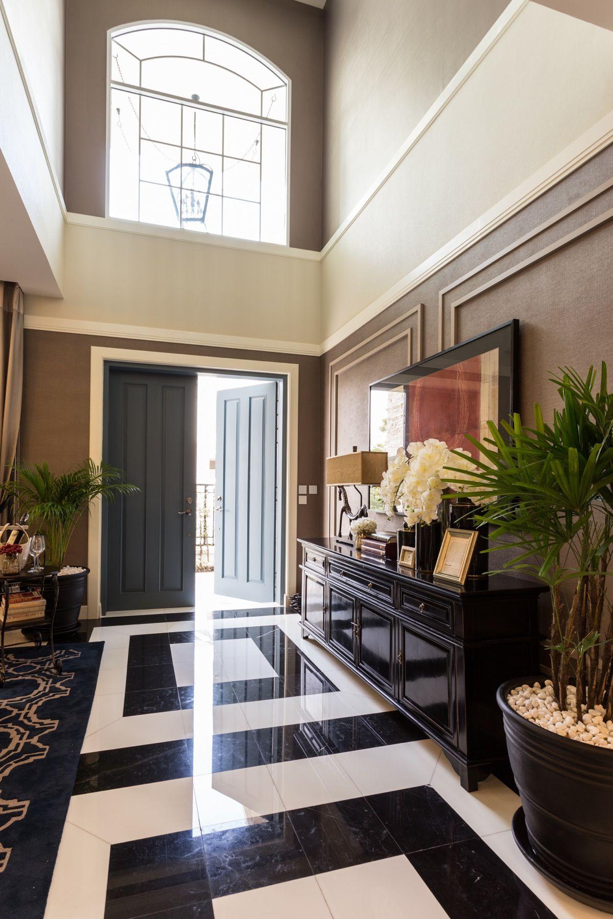 Foyer Luxury Opening Hours : Grand foyer double volume narasiri bangna by sansiri
