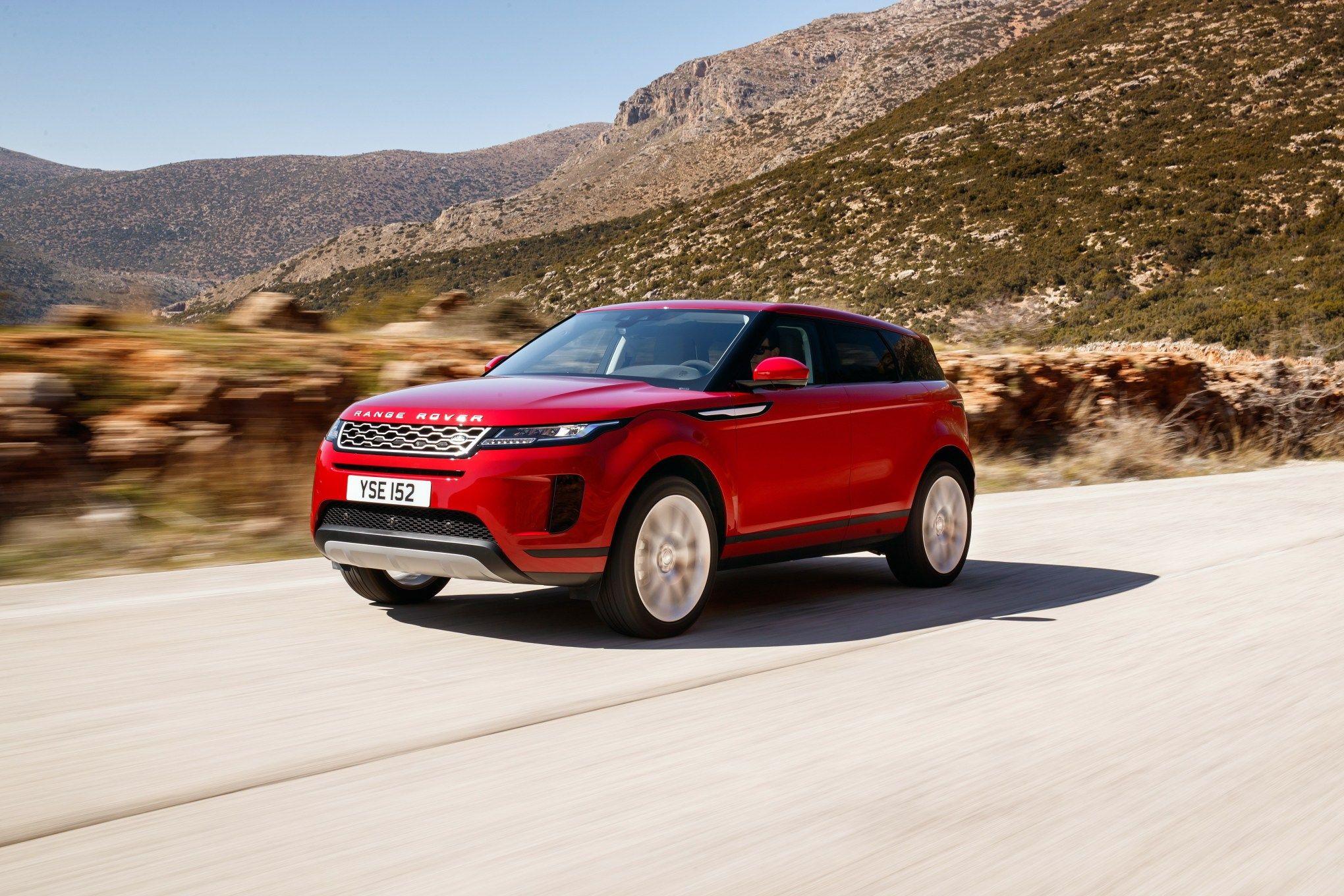 Totalmente rediseñado, llega a Puerto Rico el Range Rover