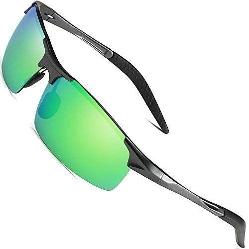 e793431f25b  beachaccessories FEIDU Polarized Sport Mens Sunglasses HD Lens Metal Frame  Driving Shades FD 9005