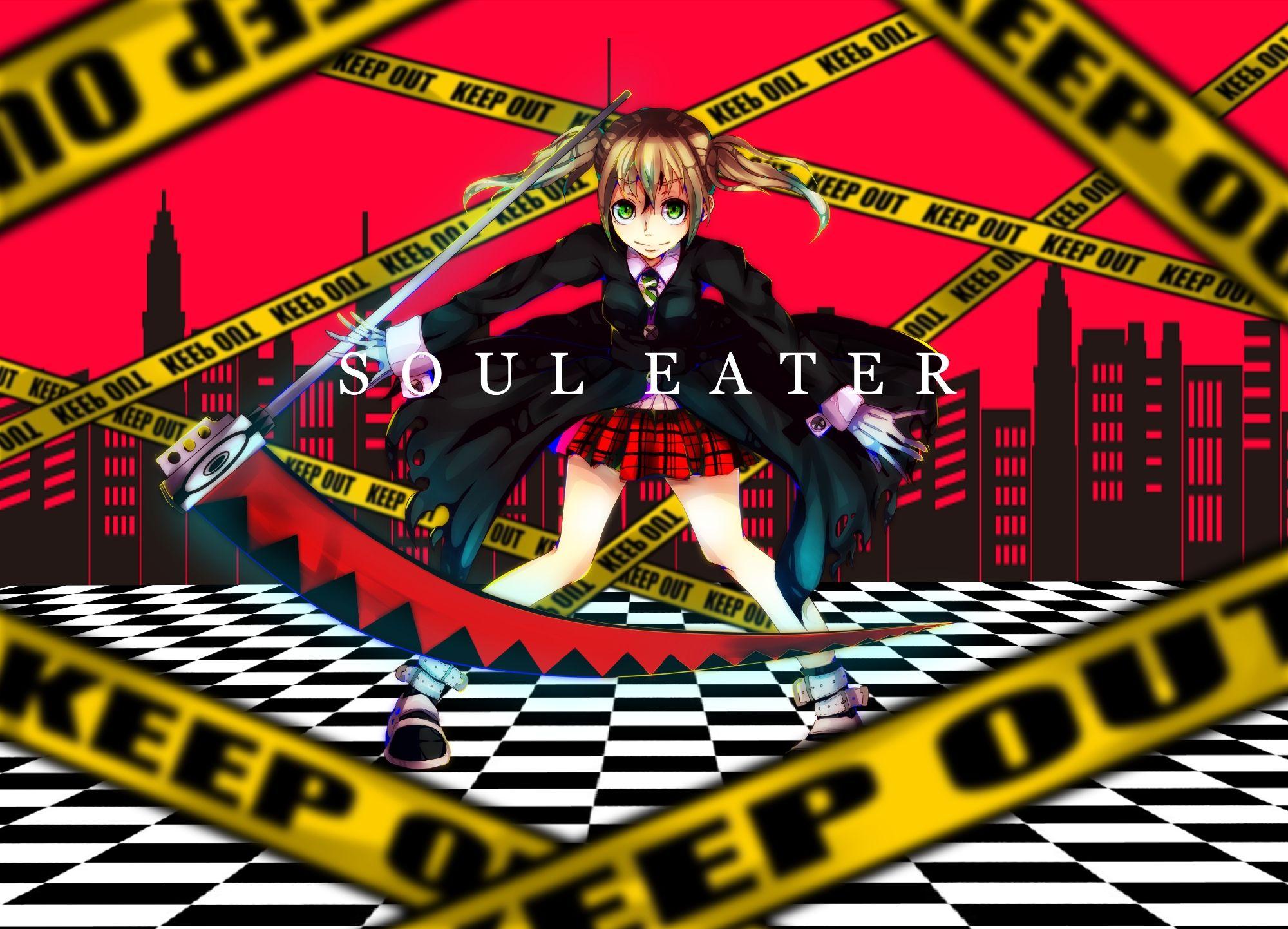 Anime Soul Eater Wallpaper Soul eater, Anime soul, Soul