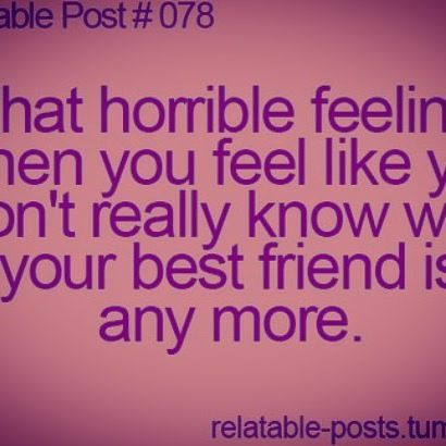 Top 100 quotes about friends photos i dont have a best friend #nobestfriend#quotesaboutfriends #friends #anxiety #nervous #quotes - s 💋 See more http://wumann.com/top-100-quotes-about-friends-photos/