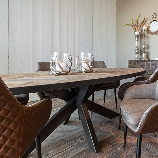 Dining Room Furniture Oval