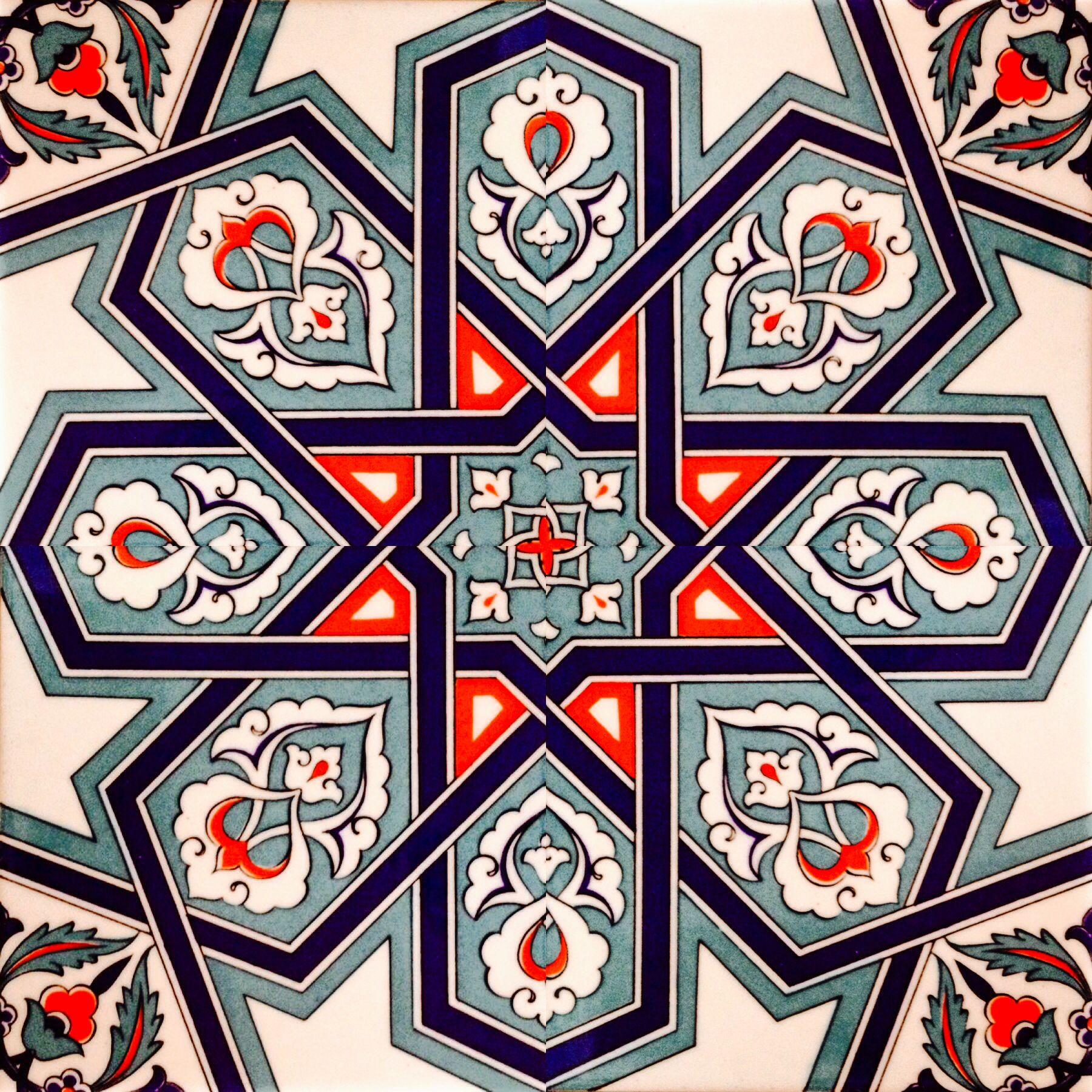Istanbul Turkish Tile