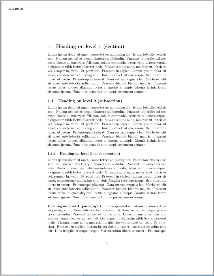 lyx dissertation  lyx thesis template  explained the template is written under latex document