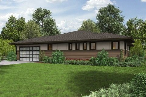 Plan 1247 The Dallas Contemporary House Plans House Plans New House Plans