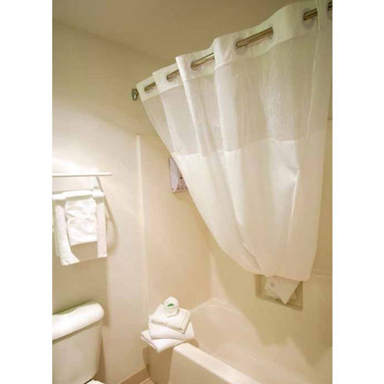 Hookless Hotel Shower Curtain Hotels For Humanity In 2020