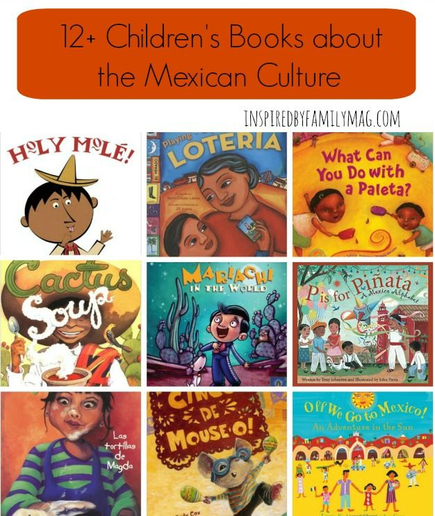 Children's Books About Mexican Culture in 2020 | Hispanic ...