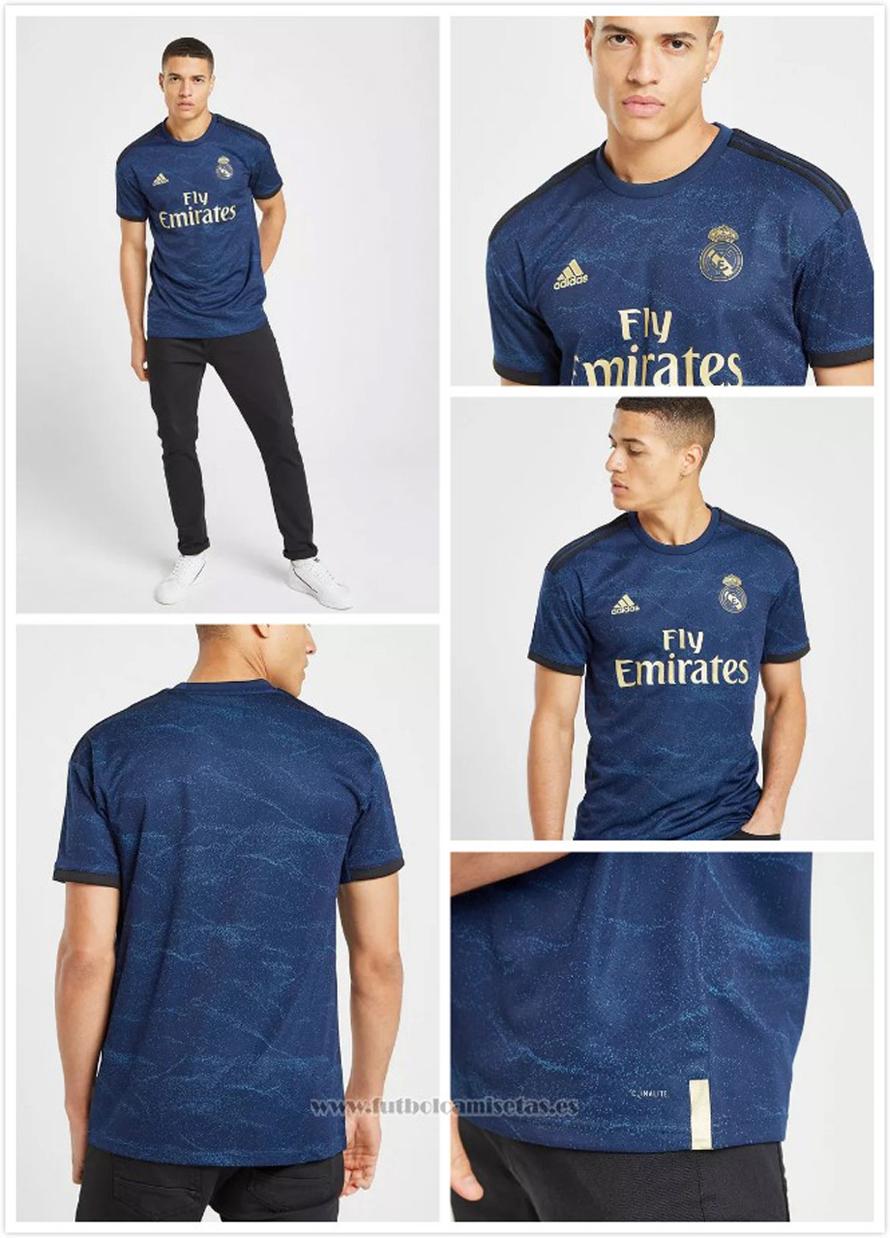 Comprar Camiseta Real Madrid Segunda 2019 2020 Barata Camiseta Real Madrid Barata Mens Tops Football Football Jerseys