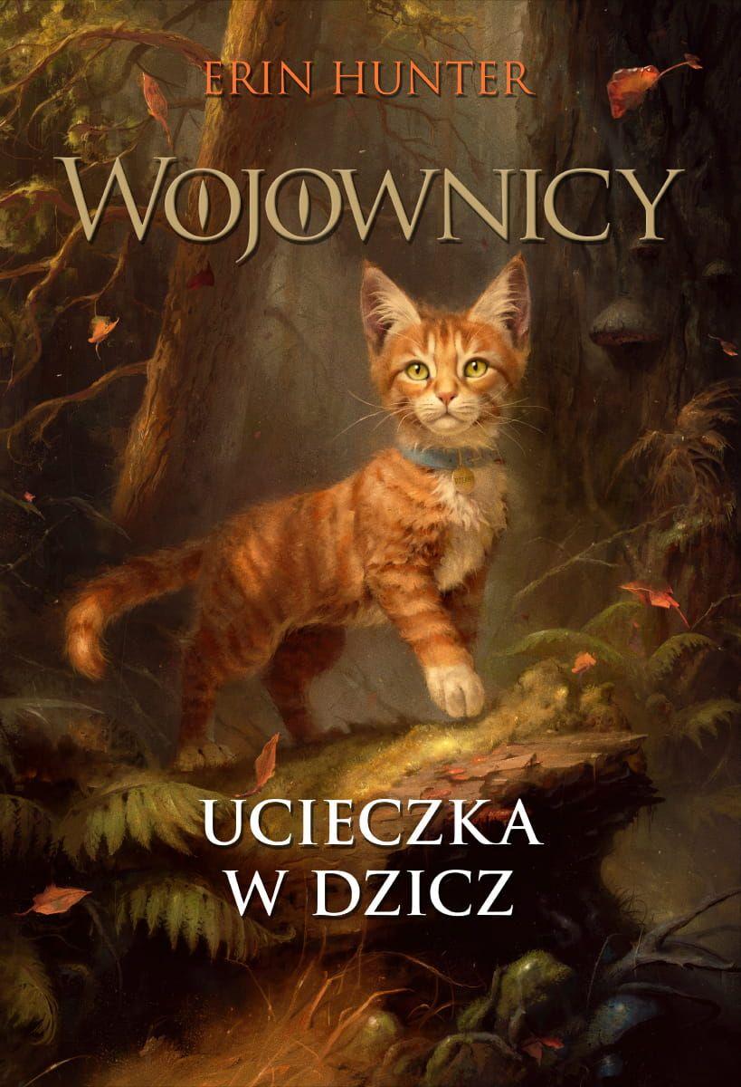 Ucieczka w dzicz / Into The Wild in 2020 Warrior cats