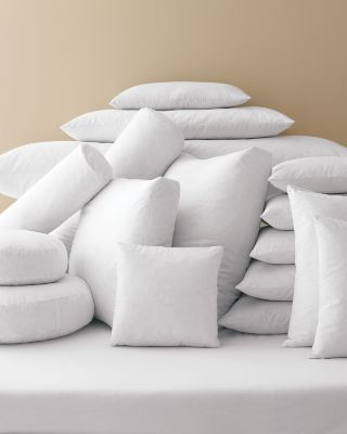 Decorative Pillow Inserts By Garnet Hill Perfect For All