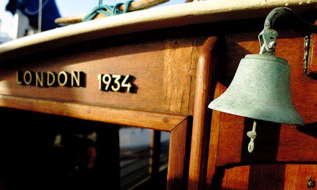 Una Campana con muchos años......, via Flickr.
