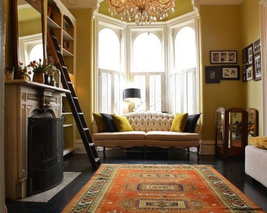 37 Inspiring Victorian Bay Window Seat Ideas | Elegant ...