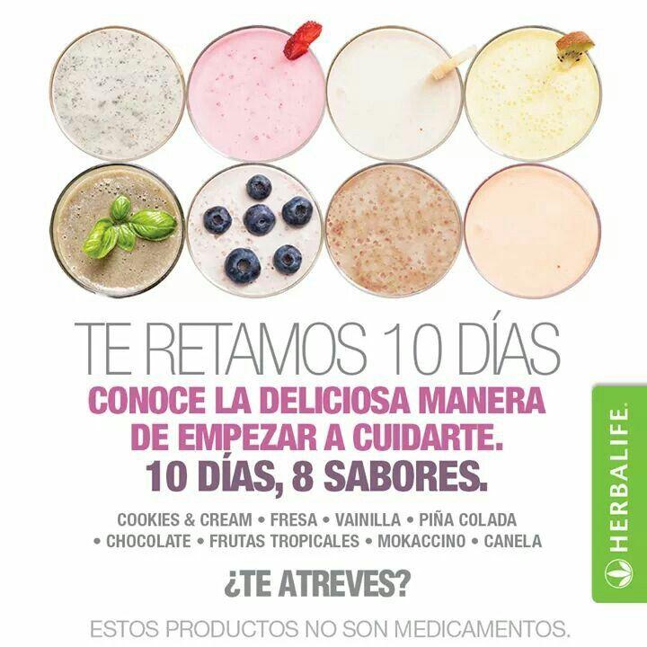 10 días para un mejor plan de alimentación corporal
