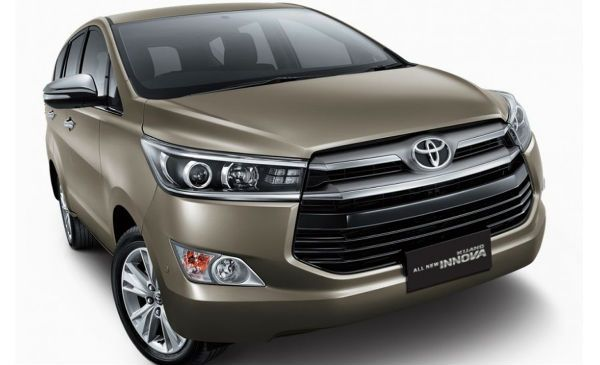 Harga All New Kijang Innova 2016 Type G Alphard 3.5 Q Toyota Launches Crysta In India At Rs 13 84 Lakh