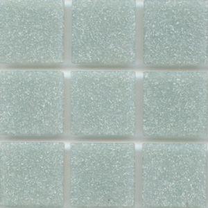 Mosaic glass tile modwalls opaque gray Brio Color Dove Gray
