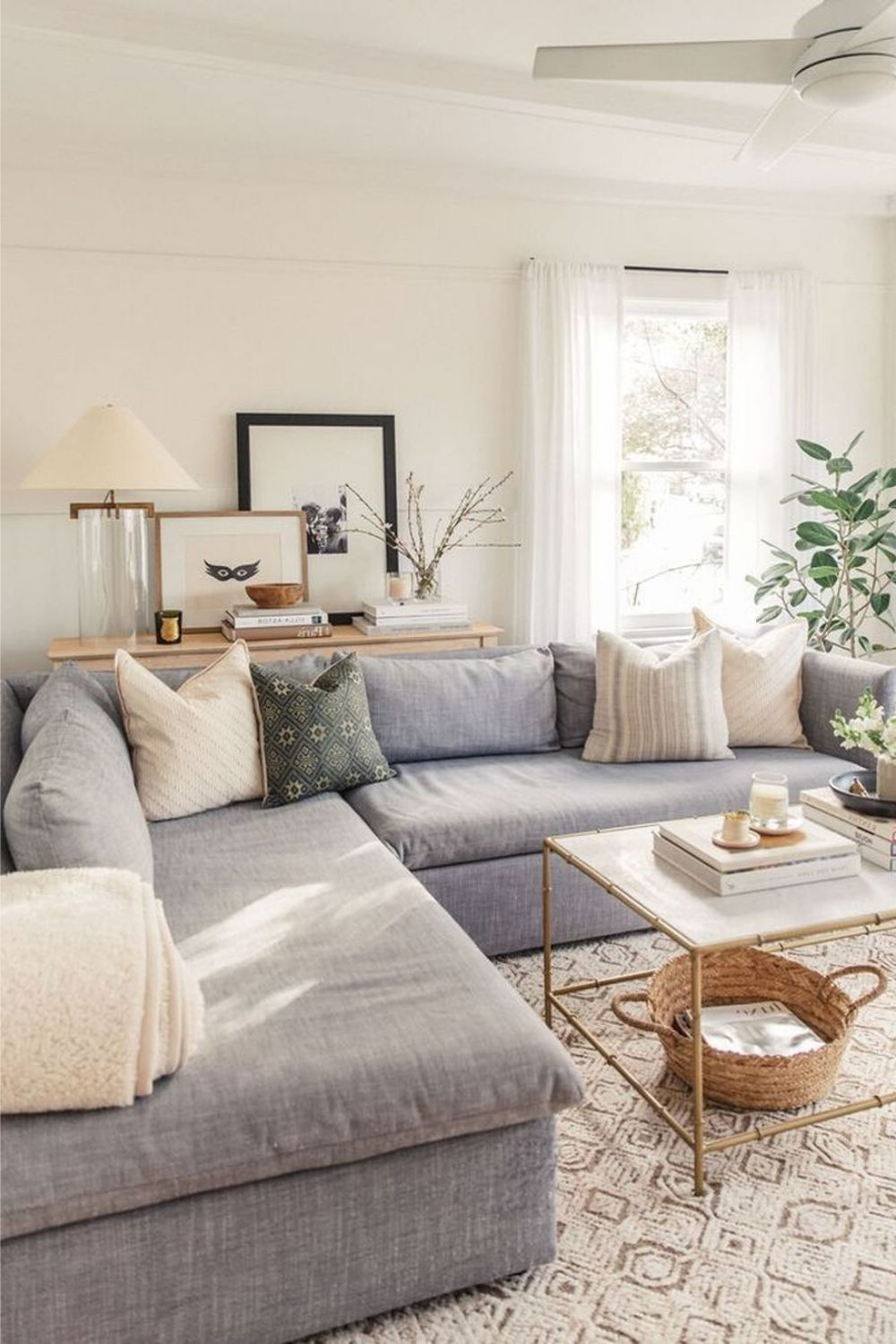 Living Room Decoration Pinterest Living Room Decor With ...