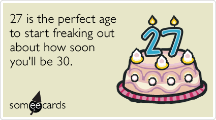 27th birthday Birthday | Birthdays | Funny, Ecards, Birthday 27th birthday