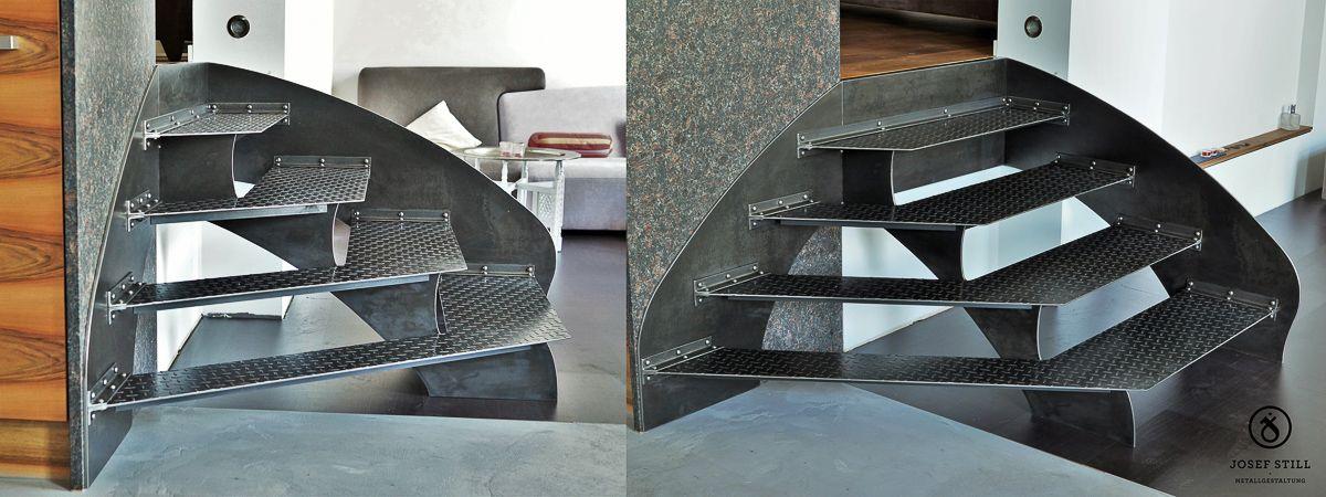 ... #Geländer #Treppe #Handlauf #Schmiede #München #Rosenheim #individuell  #Eisen #Modern #Gestaltung #Wohnen #Design #Unikat #Handwerk #Haus #Garten