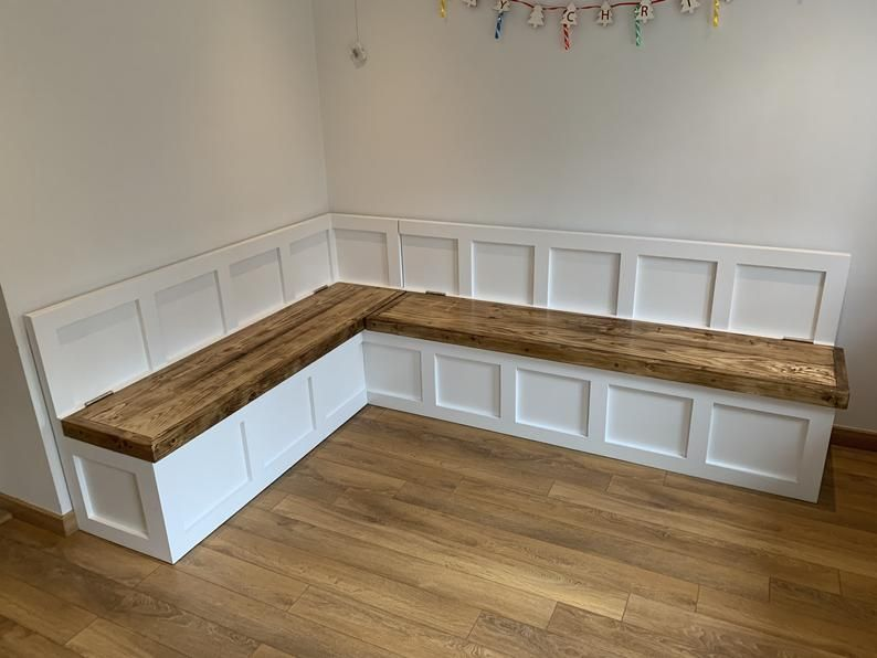 Corner seating kitchen diner banquette farrow and ball   Etsy