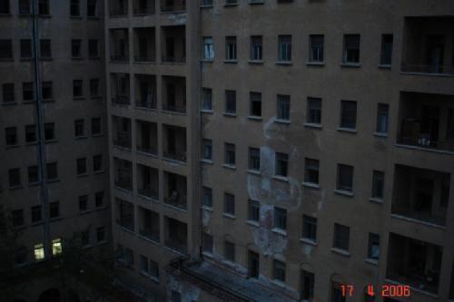 Hospital del Tórax - casas_encantadas | Et locum sacrum arcanum ...