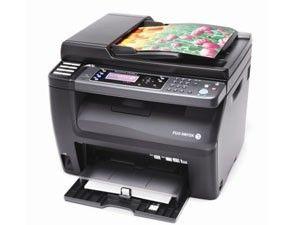 ป กพ นในบอร ด Fujixerox Multifunction Mono Printer