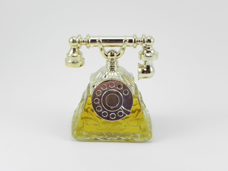 Free Shipping Unique Vintage Avon La Belle Telephone Charisma Perfume Bottles Vanity Collectible Beauty New Old Avon Perfume Bottles Vintage Avon Avon Perfume